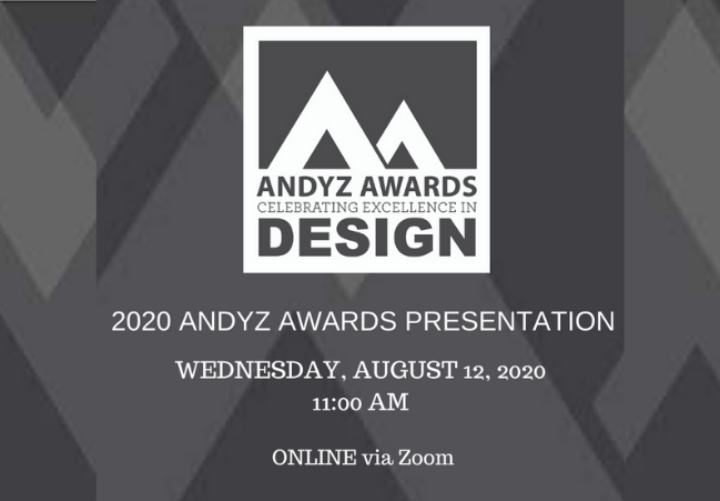 2020 ANDYZ Awards Virtual Presentation - Recorded