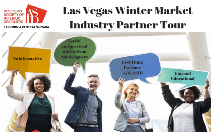Las Vegas Winter Market IP Tour and Brunch