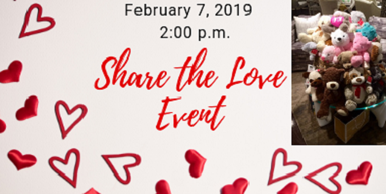 Las Vegas: Share The Love Event