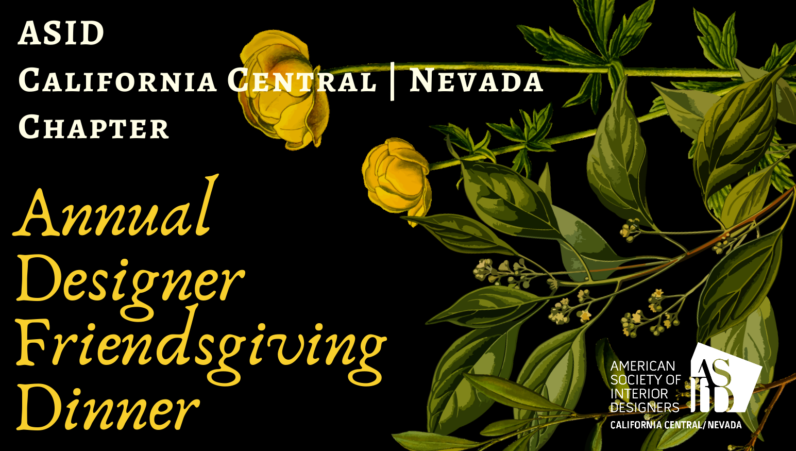 Join us for a Designer Friendsgiving Dinner in Las Vegas