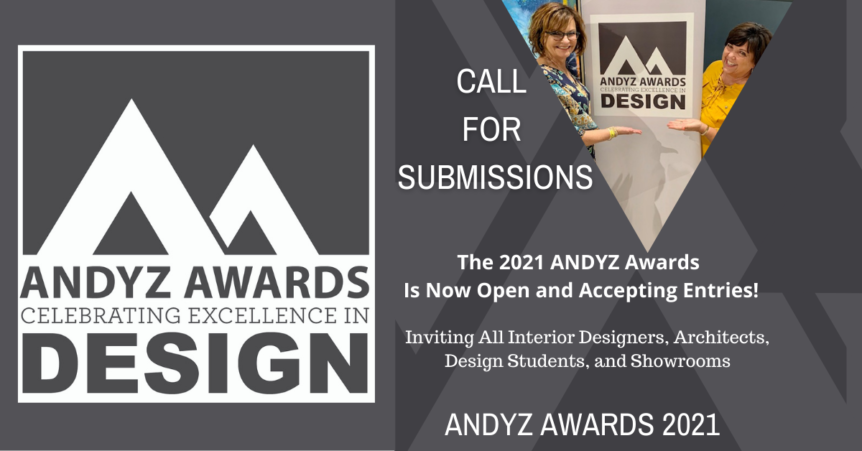 2021 ANDYZ Awards Call for Submissions