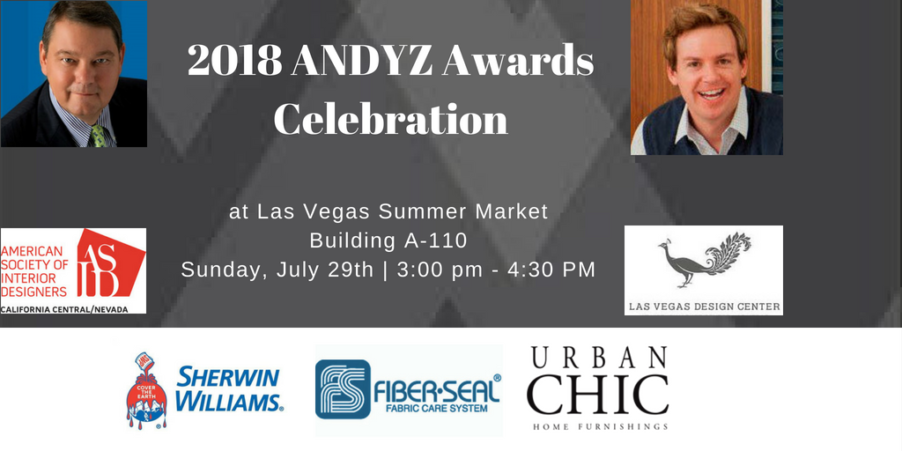 2018 ANDYZ Awards Celebration Event