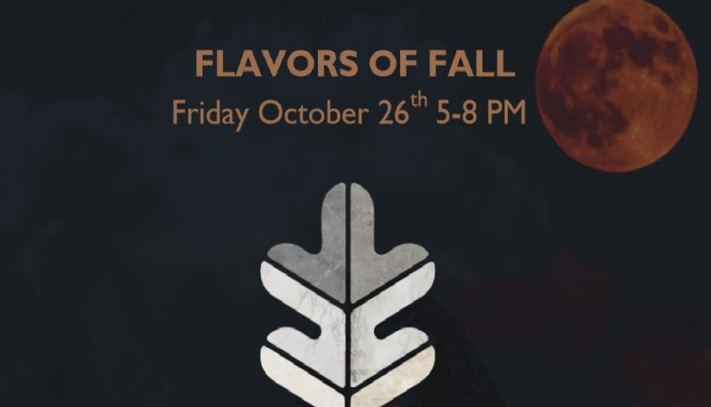 Sacramento Area: Flavors of  Fall Halloween Event at Cosentino